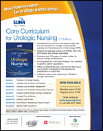SUNA Core Curriculum for Urologic Nursing (1st Edition)